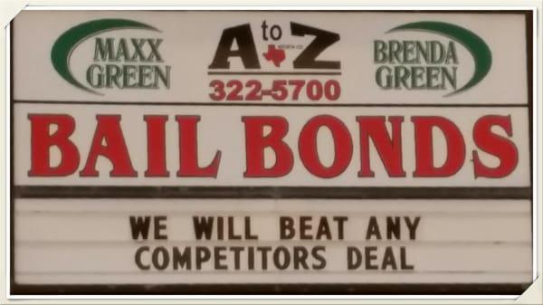 A To Z Bail Bonds