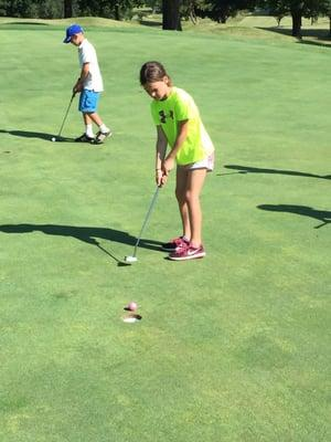 Mayhall Golf Academy