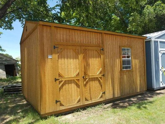 Graceland Portable Buildings Of Alvord