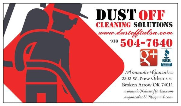 DUSToff Cleaning Solutions