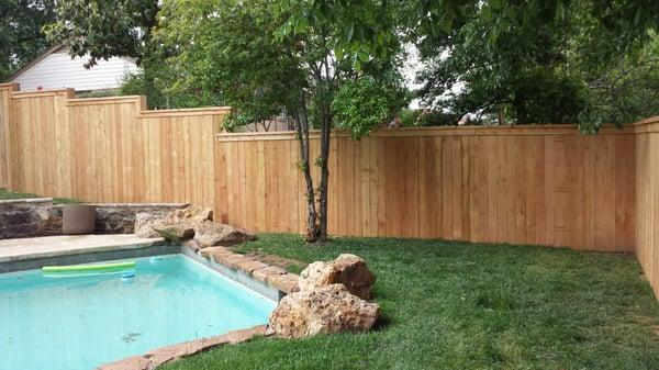 PHE Fence