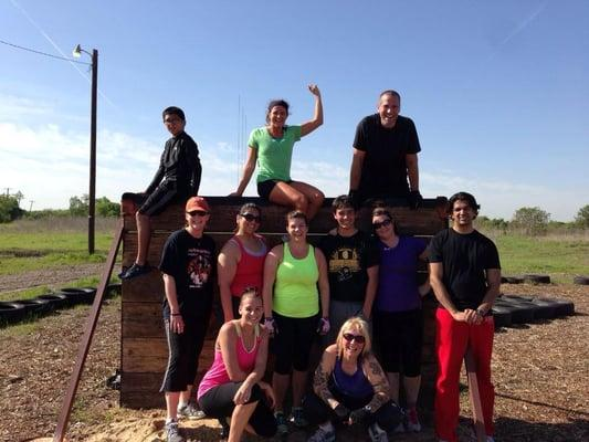 Corps Fitness Boot Camp