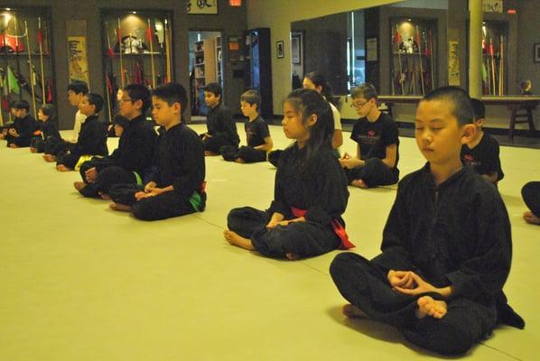 Shaolin Wu-Yi Institute