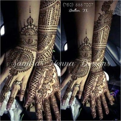 Samira's Henna Designs - Dallas