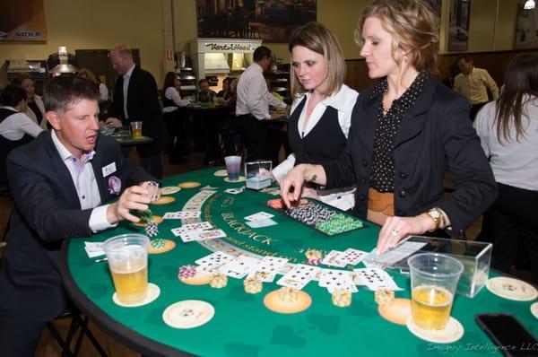 Always A Winner Casino Parties