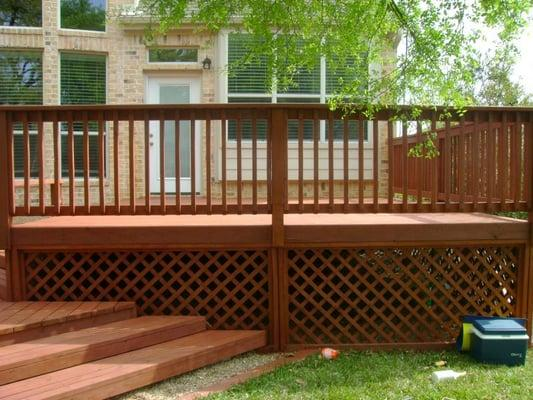 Fence Renovators