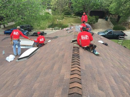Galeas Roofing Inc
