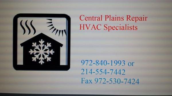 Central Plains Repair