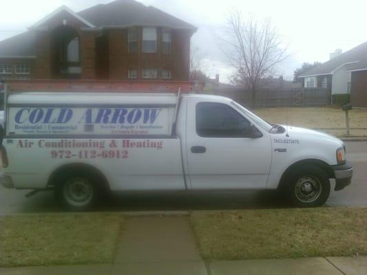 Cold Arrow Air Conditioning & Heating