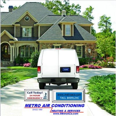 Metro Air Conditioning, Heating & Services