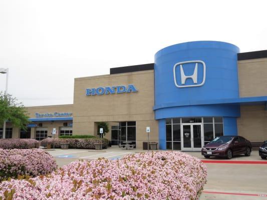 Honda Cars Of Mckinney