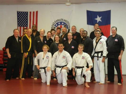 Texas Karate Institute
