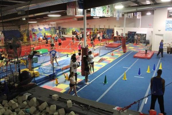 United Elite Gymnastics and Cheer