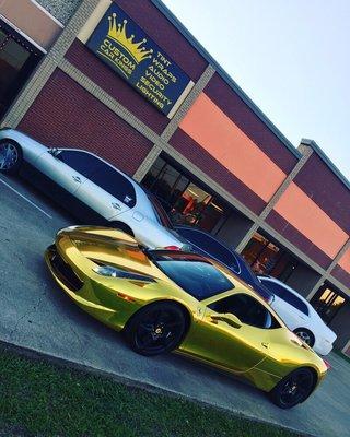 Custom Car Kings