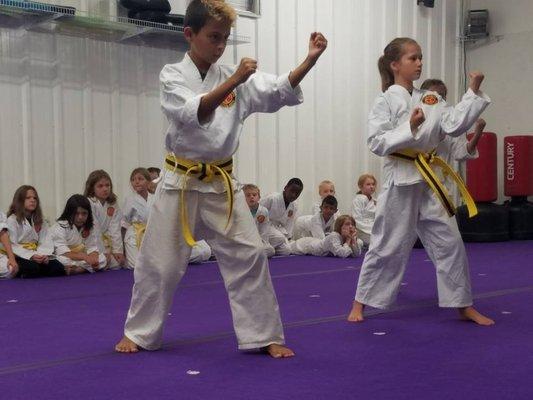 Wylie Karate