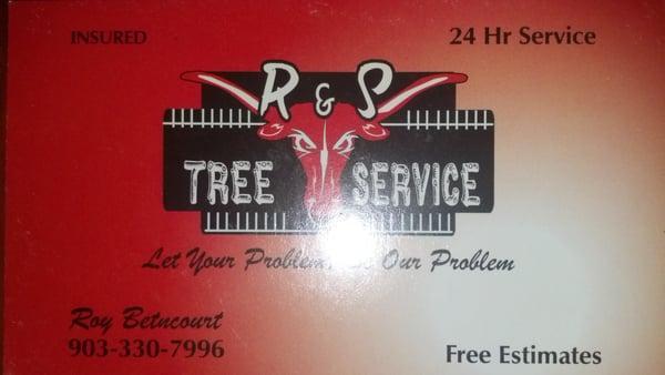 R & S Tree Service