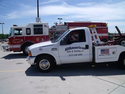 All American Auto & Towing