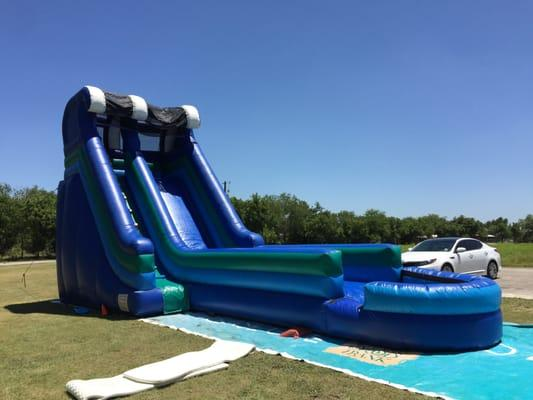 Big Blue Party Rentals