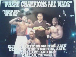 Elite Champions Delgado Mixed Martial Arts