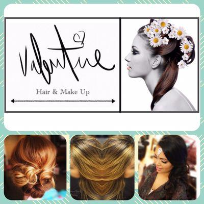 Valentine Hair & Makeup