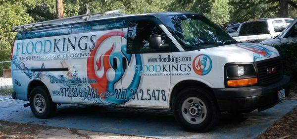 Flood Kings 24 Hour Water Removal