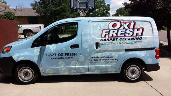 Oxi Fresh Of The Woodlands