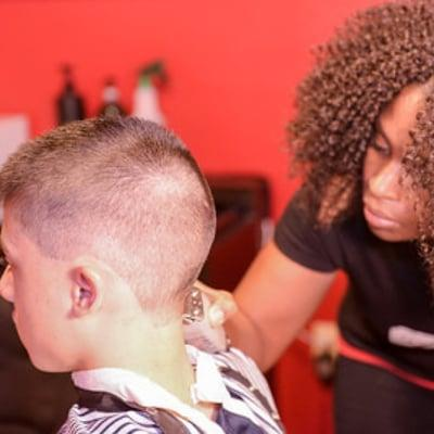 Cutting Junction Haircuts For Men