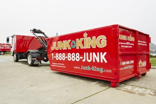 Junk King Fort Worth