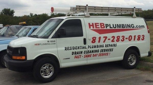 HEB Plumbing