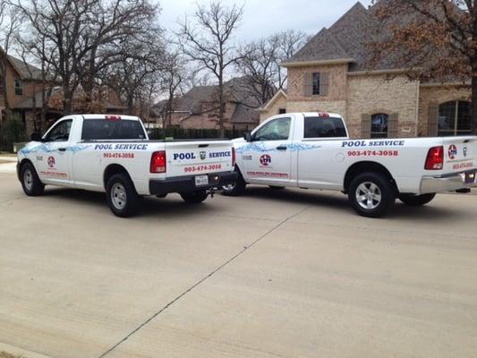 Texan's Pool Service