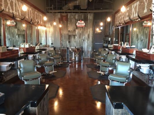 Cowboy Up Men's Salon