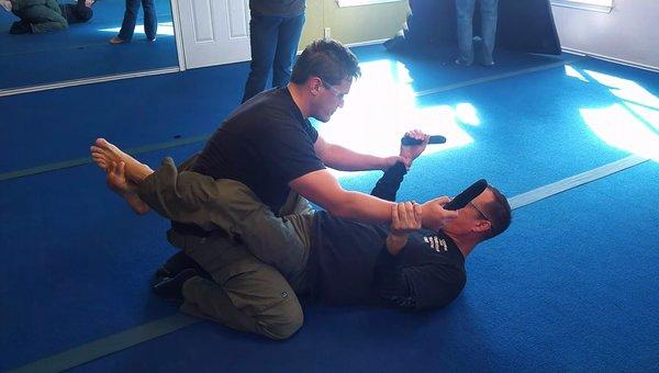 Fort Worth Combatives