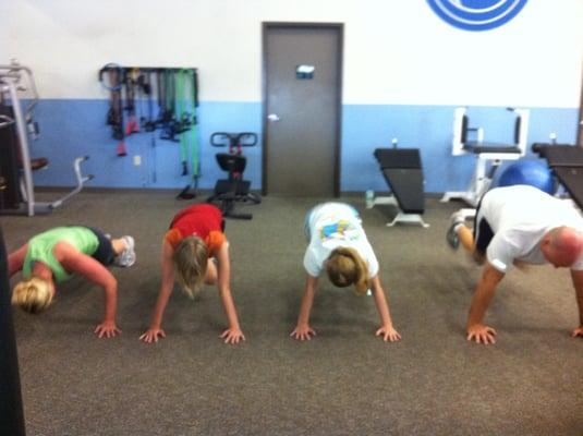 F.I.T. Factor Boot Camp