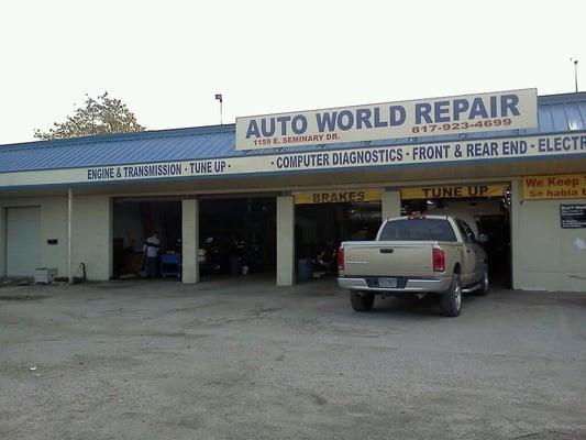 Auto World Repair