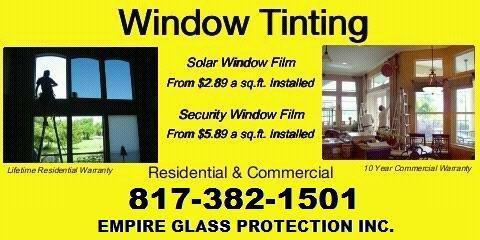 Empire Glass Protection