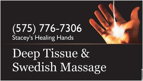 Stacey's Healing Hands Massage Therapy
