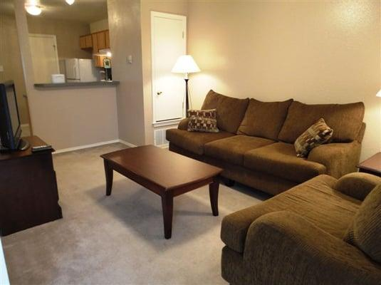 Killeen Townhomes Temporary Furnished Housing