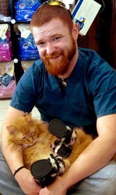 CowDog & Sassy Cat Pet Salon