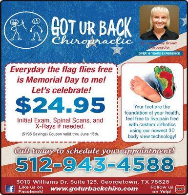Got UR Back Chiropractic
