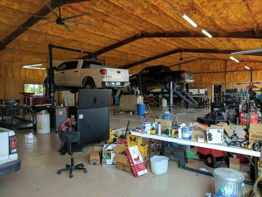 Labor Only Auto Repair