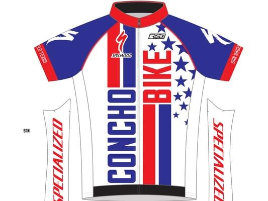 Concho Bike Shop