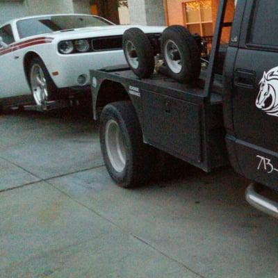 S.R. Towing UNLIMITED