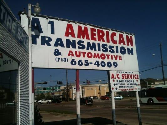 A 1 American Transmission & Automotive