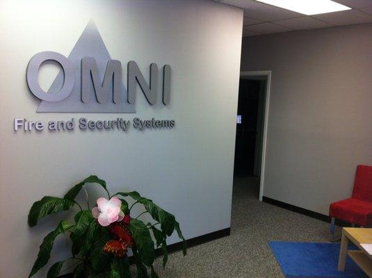 Omni Fire & Security System