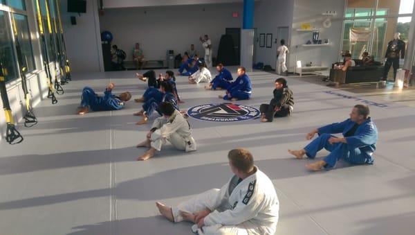 Advantage BJJ Martial Arts & Fitness