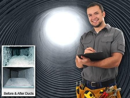 M B M Air Duct Cleaning