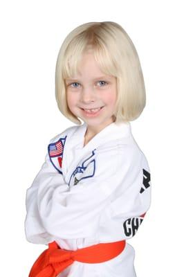 Kids Love Martial Arts