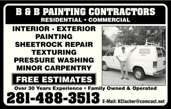B & B Painting Contractor