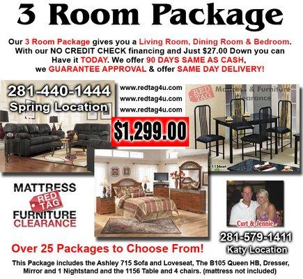 Red Tag Mattress & Furniture Clearance