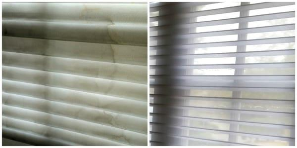 Got Dirty Blinds? Blind & Drapery Cleaning